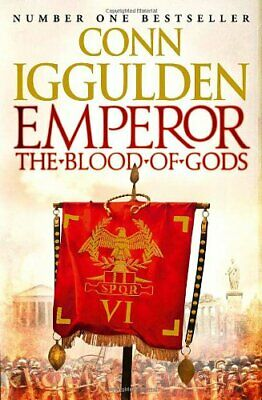Emperor: The Blood of Gods (Emperor Series, Book 5) by Iggulden, Conn Book The