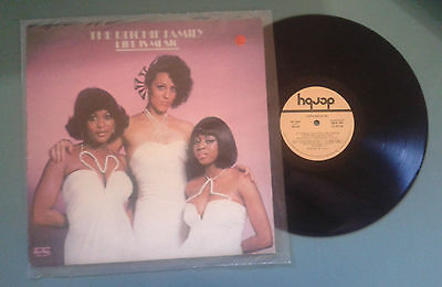 "The Ritchie Family ""Life is music"" LP DERBY DBR 81851 Italy 1977 VG+/VG+"