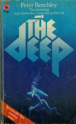 The Deep by Benchley, Peter Paperback Book The Cheap Fast Free Post