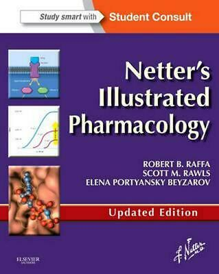Netter's Illustrated Pharmacology with Access Code by Robert B. Raffa Paperback