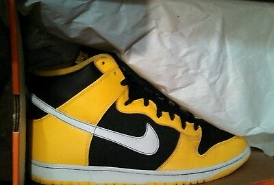 3a73bd1af3bc NIKE DUNK HIGH varsity maize yellow size 13 -  149.99