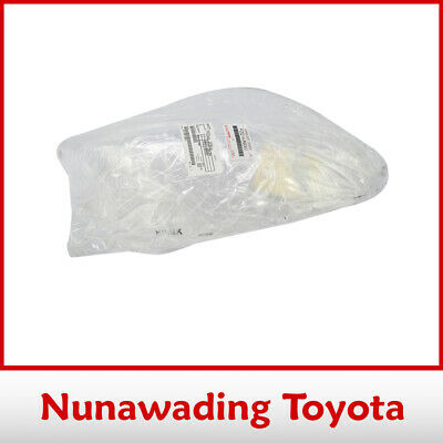 Brand New Genuine Toyota Hilux 2011-2015 Double Cab Headlamp Covers Pzq1489060