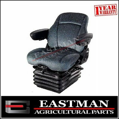 Sears Air Suspension Seat - Swivel Base - Tractor - Excavator - Backhoe - Qualit