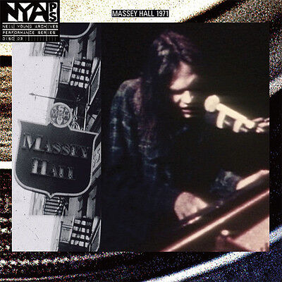 Neil Young - Live At Massey Hall [Vinyl New]