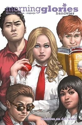 Panini Comics  MORNING GLORIES 4: SCHATTEN AN DER WAND