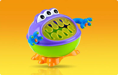 Nuby Toddler Snack Container Monster Keeper Bowl BPA Free