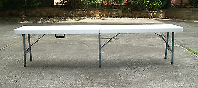 Sale Now On - 185cm Outdoor Portable Folding Bench $55