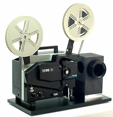 ELMO 16mm Movie Projector( Optical+Magnetic) Telecine Video Transfer NTSC or PAL