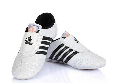 Taekwondo Training shoes Kung Fu Karate Martial Sports Sneakers free ship