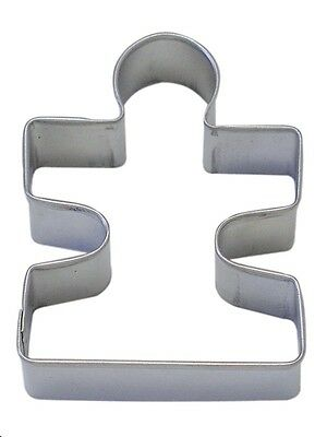 "Puzzle  Piece Cookie Cutter 3.25"" Autism Awareness.... NEW Shape"