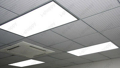 Dimmable/N LED Ceiling Lamp Pendant Panel Board Light Fixture High Power Office