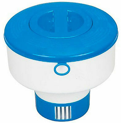 "Intex 7"" Swimming Pool Chemical Dispenser Floater #29041"
