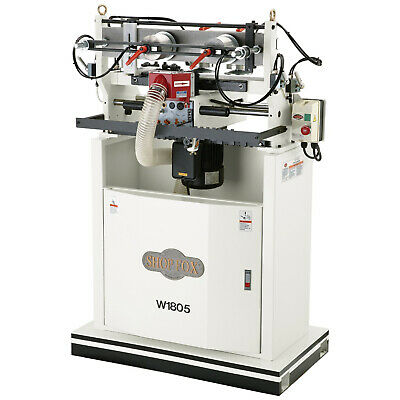 Shop Fox W1805 1 HP 16-1/2-Inch Dovetail Machine