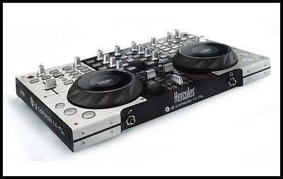 Hercules DJ Console 4-MX Professional Mix Station for Mobile and club DJ's