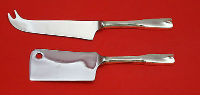Colonial Theme By Lunt Sterling Silver Cheese Server Serving Set 2Pc Hhws Custom