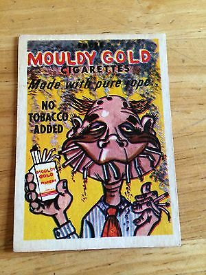 1962 LEAF MR. FONEY'S FUNNIES VINTAGE TRADING CARD MOULDY GOLD PRE WACKY PACKS 5