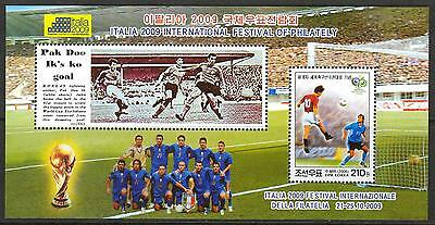 2009 Football Soccer FIFA World Cup Germany 2006 Block MNH** cr