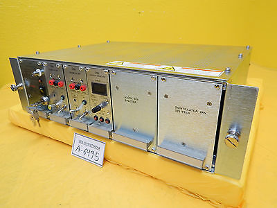 Opal 50312403000 Controller Chassis CDM DR-300 AMAT SEMVision cX Used Working