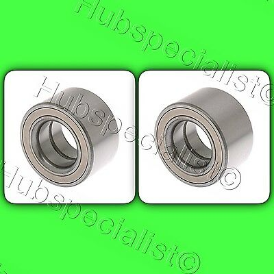 FRONT WHEEL HUB BEARING FOR  NISSAN QUEST 1993-2002 PAIR NEW