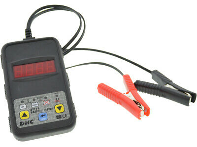 DHC BT111 Batterietester Digital Batterietestgerät Prüfer GYS AGM GEL BLEI VRLA