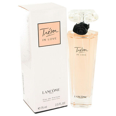 TRESOR LANCOME IN LOVE L'Eau De PARFUM Spray For Women 75 ML 2.5 FL OZ #201
