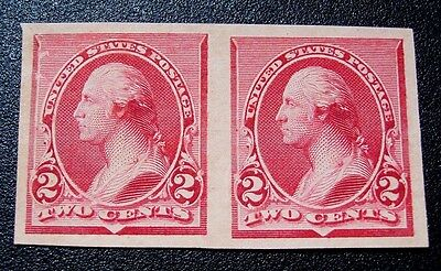 "Us # 220Pb *unused* (( -Xf-Centered )) ""scarce"" On Stamp Paper, Sound ...usa"