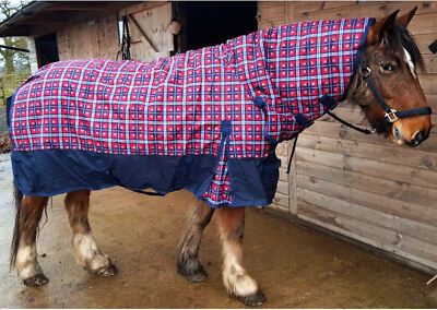 Ridemaster 100g Combo Horse Turnout Rug Pony,Cob,Full All Sizes