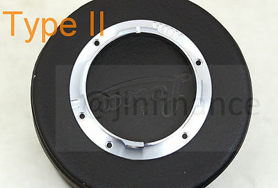 6 bit flange adapter type II for Leica M8 M9 lens 35mm 135mm