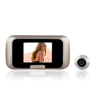 "2.8"" Digital Door Viewer Door Security Camera with Video Recording and Snapshot"