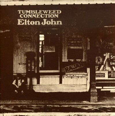 Elton John - Tumbleweed Connection (remastered) [New CD] Rmst