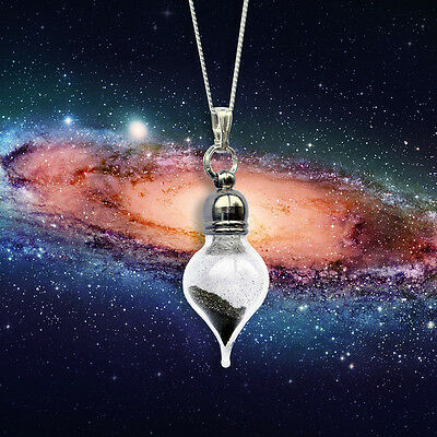 REAL Meteorite Stardust Necklace - Tear