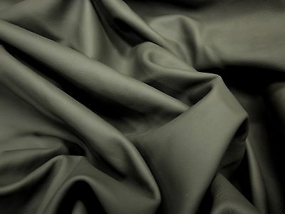 Leather Upholstery Cow Hide K1805 Dark Techno Grey 22680 Picclick