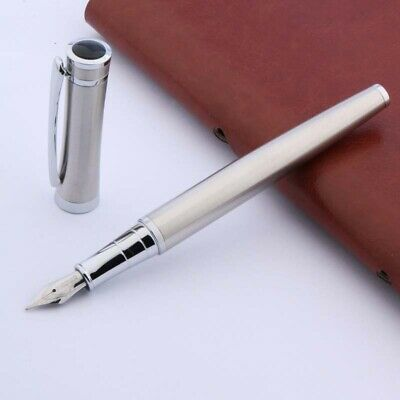 BAOER 3035 promotion Stainless steel SHINY Fountain Pen