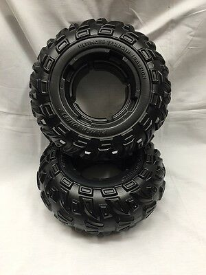 Power Wheels J5248-2369 Ultimate Terrain Traction 2 Rear Tires 1 Left & 1 Right