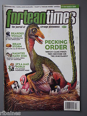 R&L Mag: Fortean Times March 1998, Temporal Lobe Epilespy/Welsh Poltergeist