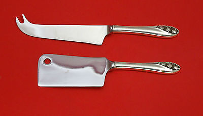 Lily of the Valley by Gorham Sterling Silver Cheese Serving Set 2pc HHWS  Custom