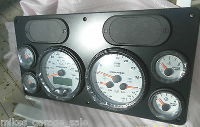 Actia Inc Rv Freightliner W0010571 Gauge Panel Instrument Cluster 109705  New