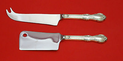 Southern Colonial by International Sterling Silver Cheese Set 2pc HHWS Custom