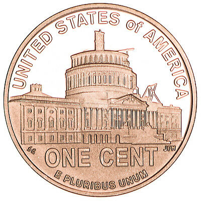 2009 S Lincoln Cent Presidency Proof Penny