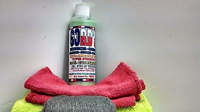 Aluminum,Chrome,Stainless,Metal,Cleaner-Polish-Sealer-All in 1,  8 oz. Includes