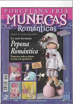 COLD PORCELAIN, MODELING/CLAY/MODELADO EN PORCELANA FRIA/back issues/ magazines.