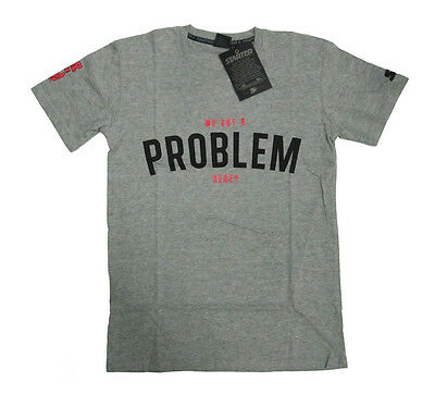 Boyz n the Hood - Problem Tee on Grey:T-shirt by STARTER -NEW-MEDIUM ONLY *SALE*