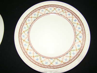SPODE CYNTHIA 2/9155 LOT OF 4 SALAD PLATES EXCELLENT