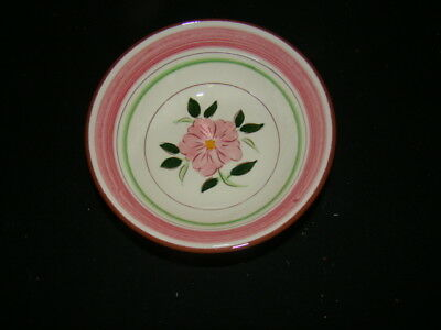 STANGL POTTERY WILD ROSE FRUIT BOWL EXCELLENT