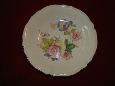 KNOWLES WHITNEY  LOT OF 2 FRUIT  BOWLS