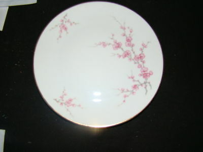 Hutschenreuther Almond Blossom Lot Of 2 Salad Plates Excellent