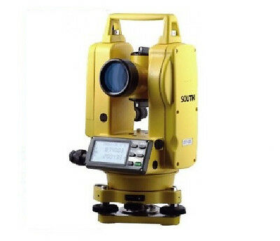 "SOUTH ET-02 2"" Digital Theodolite w/ rechargeable battery, AA battery holder"