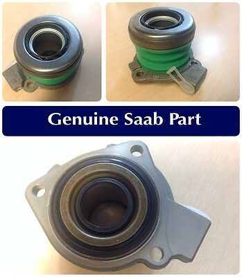 Genuine Saab 9-3 98-02 & 9-5 98-04 Clutch Slave Cylinder - Brand New - 4925822