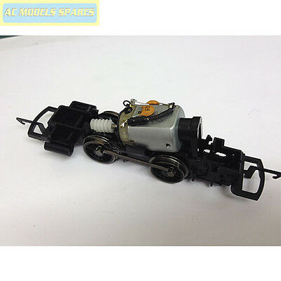 X8959 Hornby Spare 0-4-0 CHASSIS COMPLETE, BLACK WHEELS