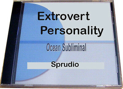 Extrovert Personality - Improve Your Personality Subliminal CD